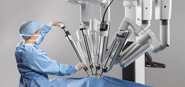 Virtua Robotic Surgery Hysterectomy Colon Prostate Surgery