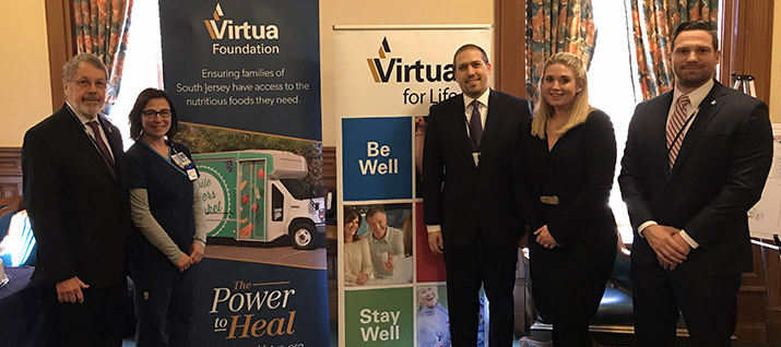 Virtua Well-Being Institute - Advocacy